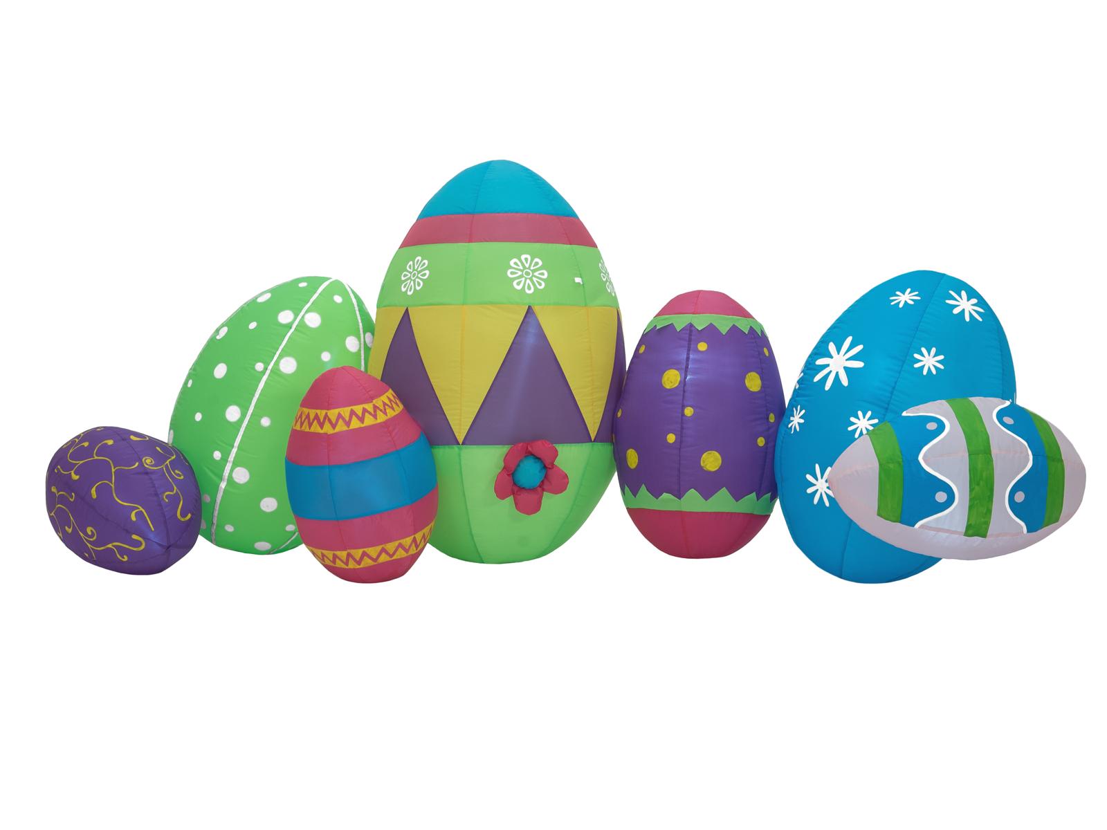 Nafukovací velikonoční vajíčka, 100 cm