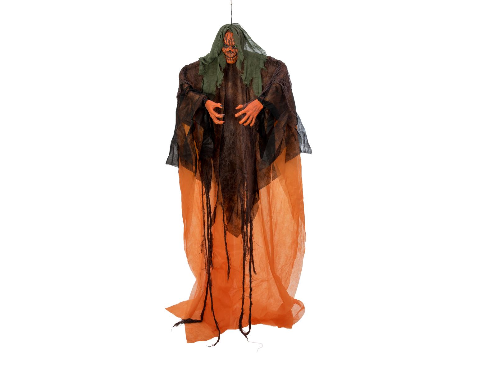 Halloween dýňové monstrum, 190 cm