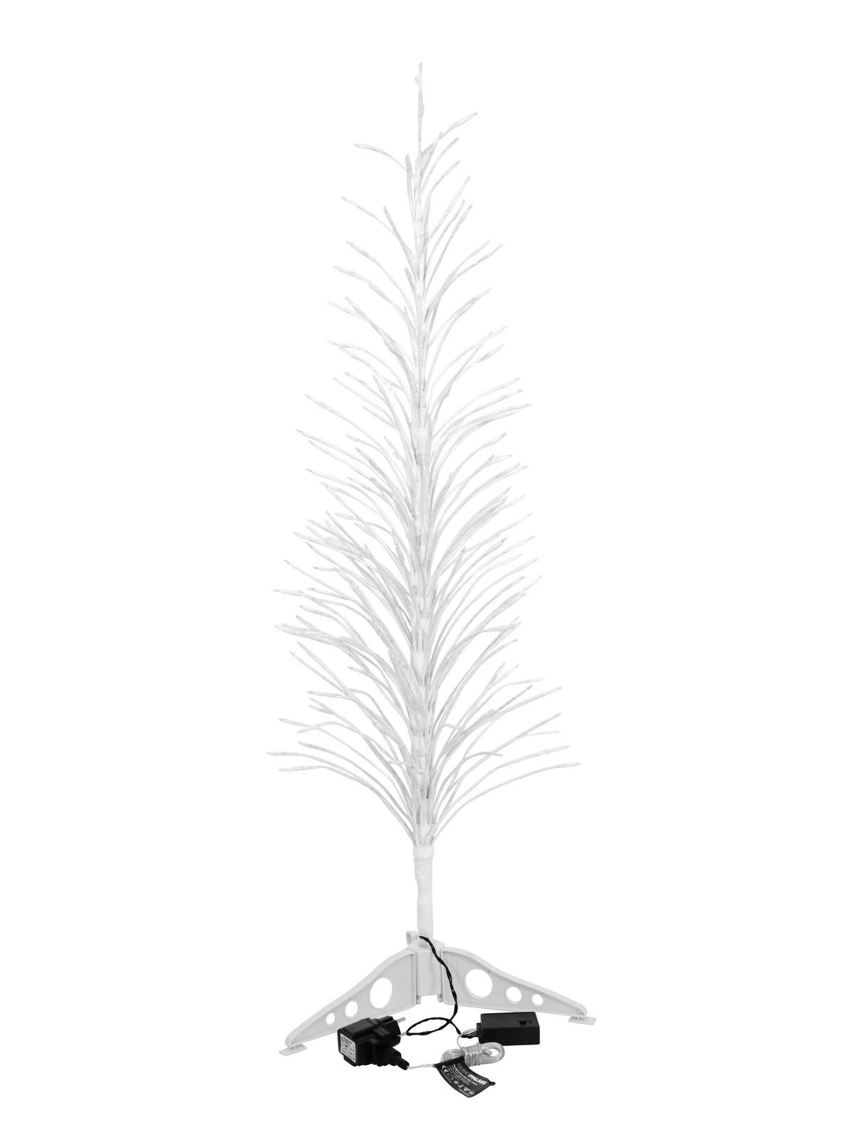 Stromek 120 cm s LED diodami, studená bílá