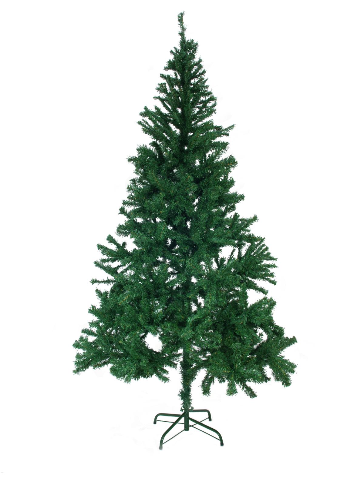 Umělý vánoční stromek Jedle, 210 cm