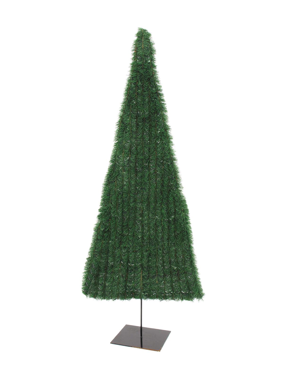 Jehličnan plochý, tmavě zelený, 120 cm