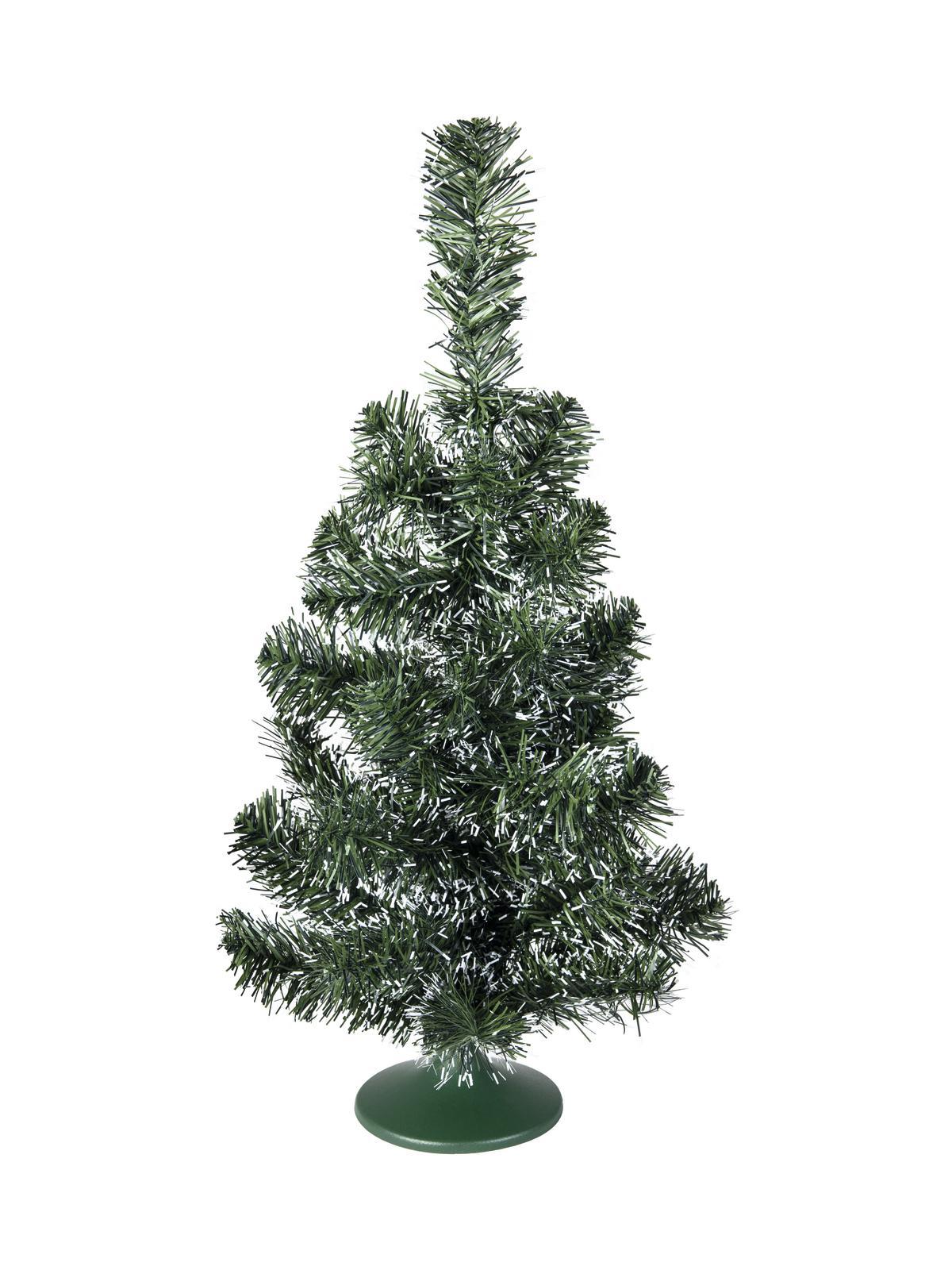Umělý vánoční stromek stolní jedlička zelená, 45 cm