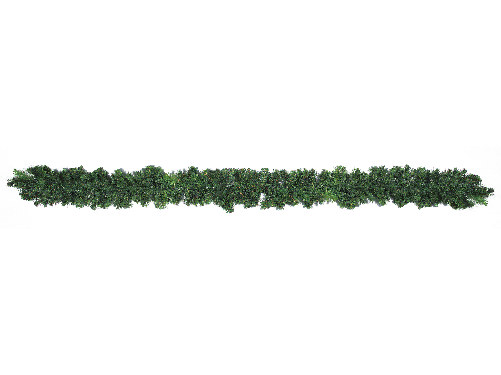 Girlanda ze šlechtěné borovice, zelená, 270cm