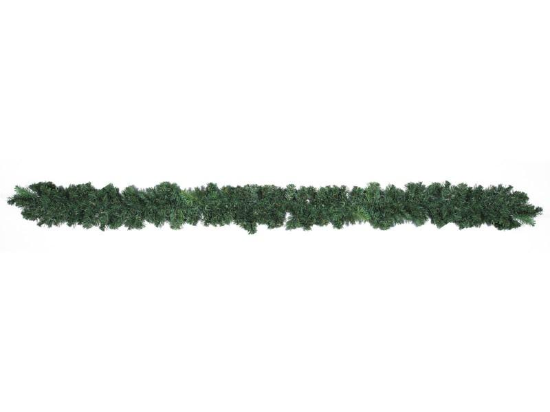 Girlanda vánoční z jedle, zelená, 18 x 270 cm