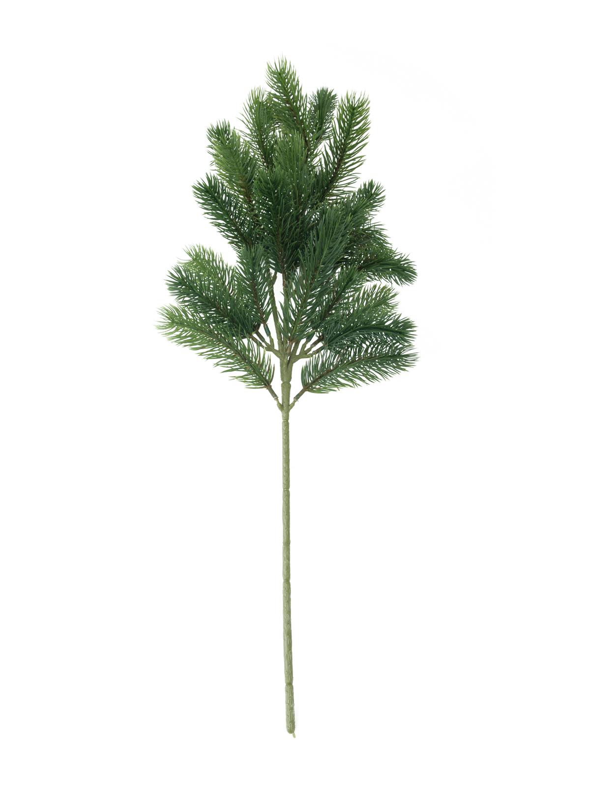Větvička jedle, PE, 65 cm