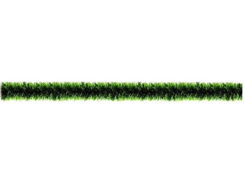 Vánoční řetěz zelený, 5x150cm