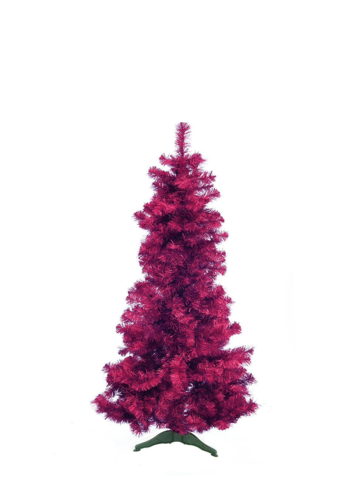Jedle FUTURA, fialová metalíza, 180 cm