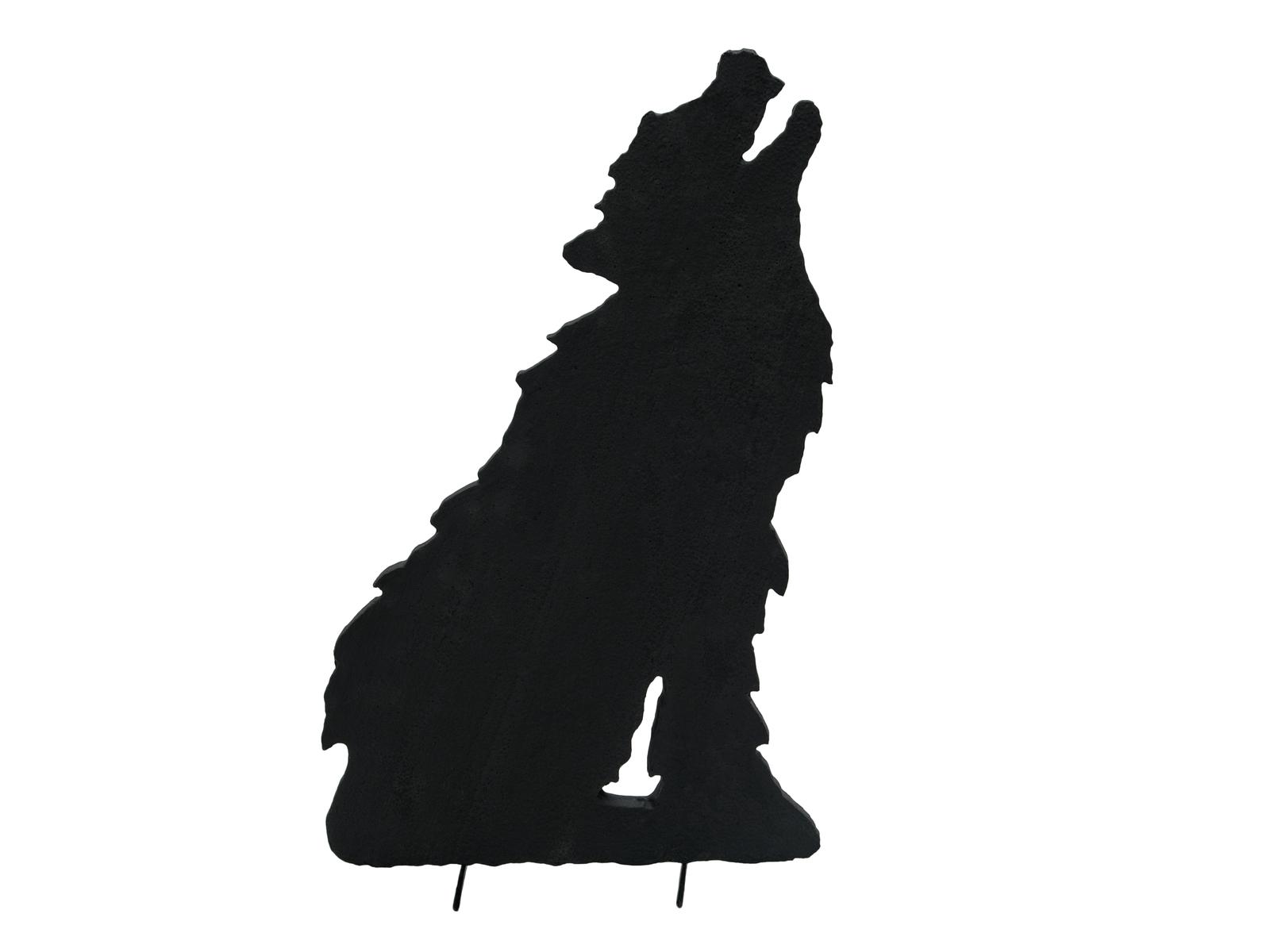 Halloween silueta vlka, 63cm
