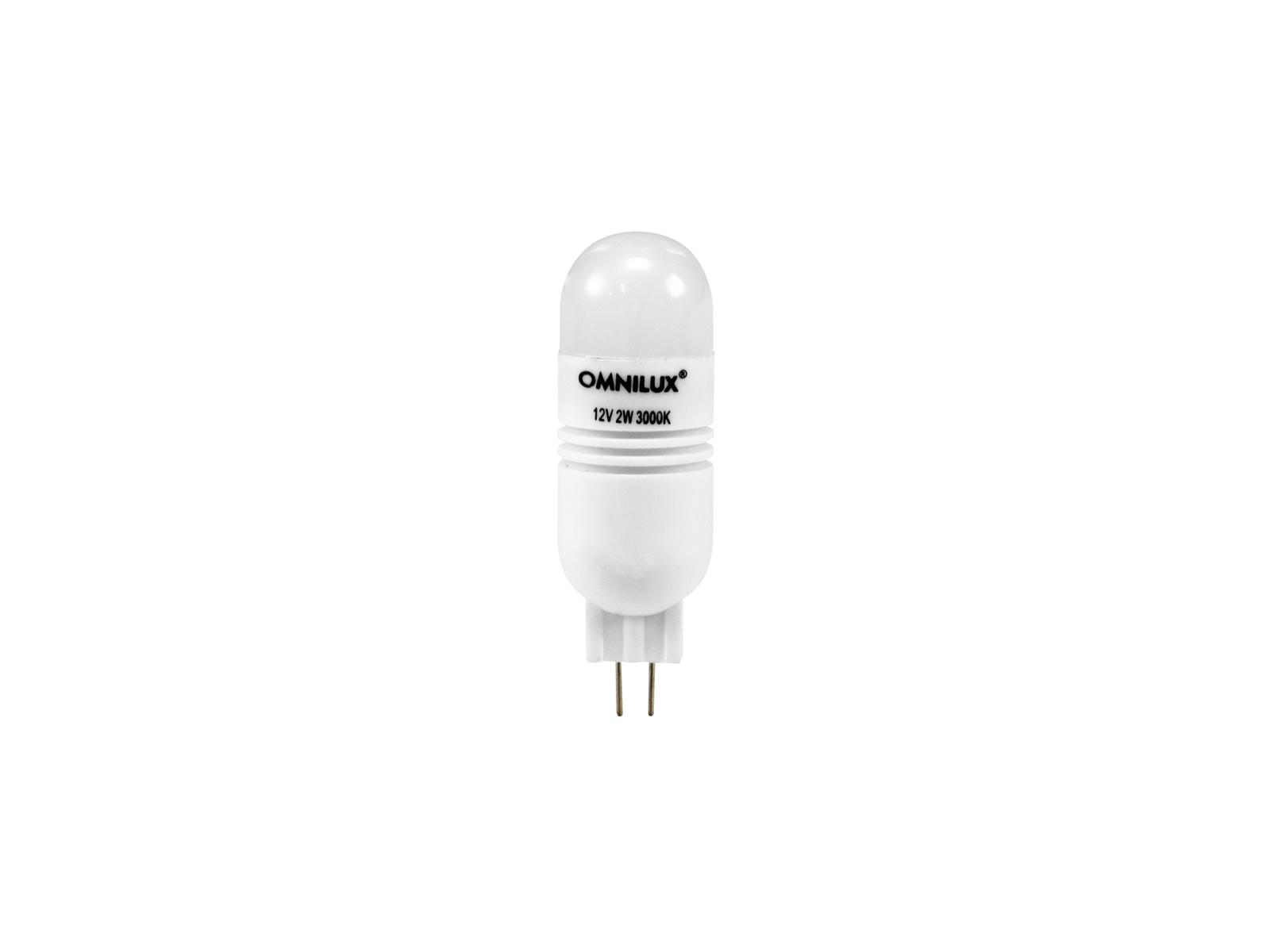 230V/2,5W G9 3000K Omnilux LED