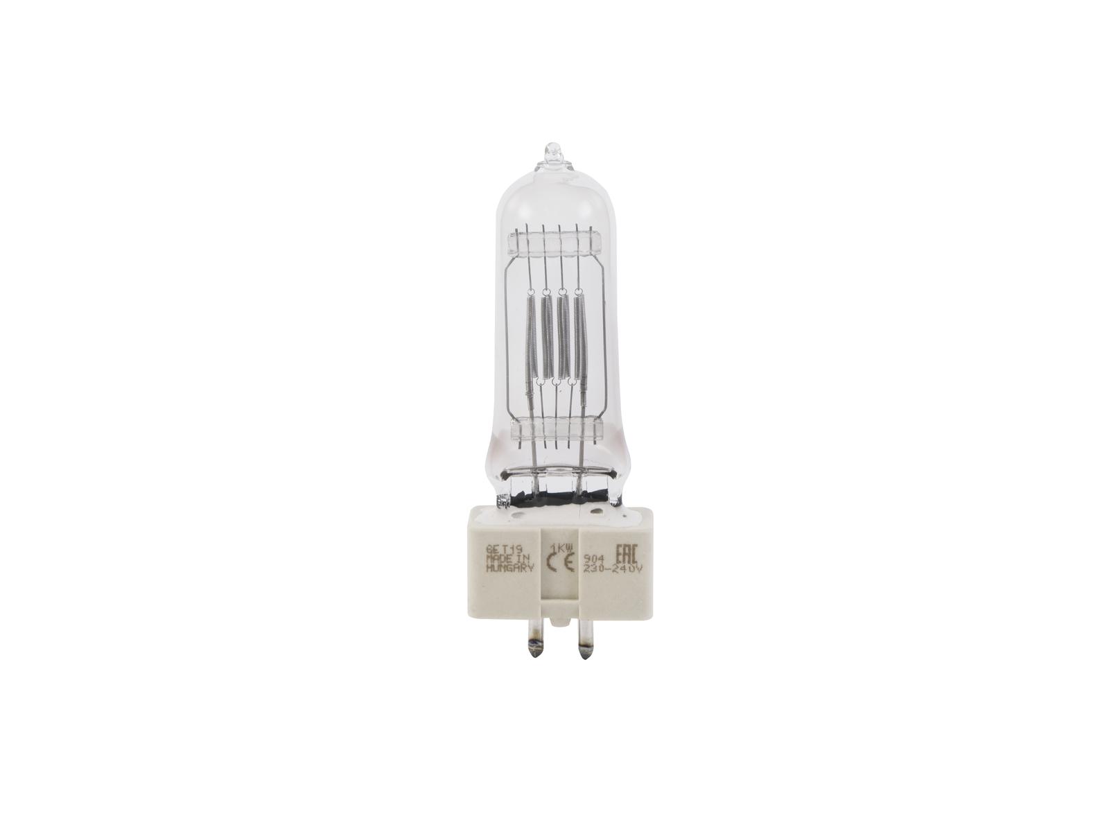 230V/1000W GX 9,5 LL T19 GE, sv. zdroj