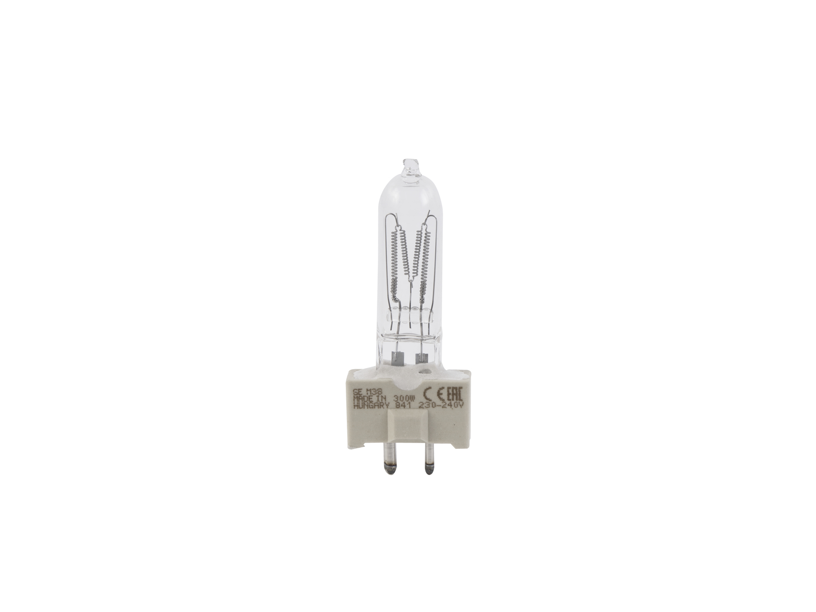 230V/300W GY 9,5 CP81 FSK GE
