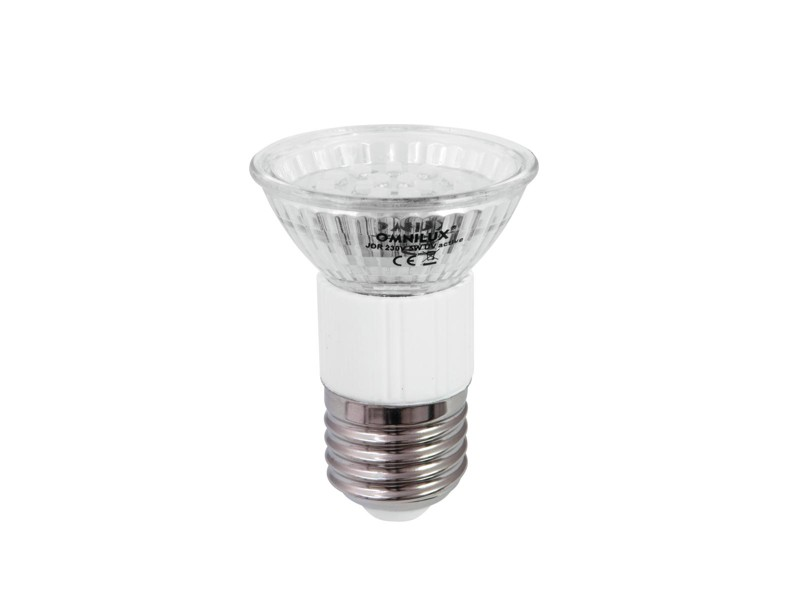 230V JDR E27 18 LED UV Omnilux