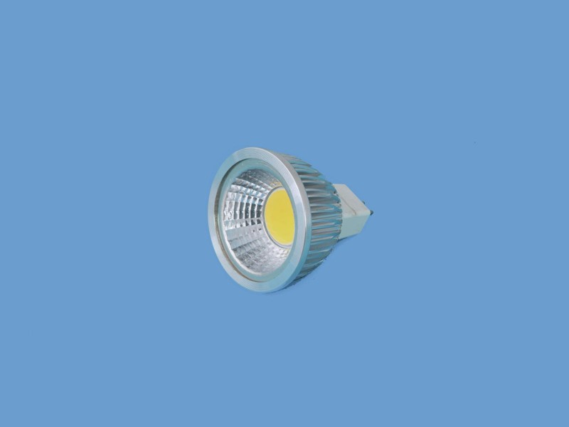 Omnilux MR-16 12V GX-5,3 5W LED COB blue