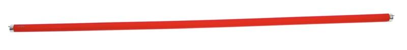 Trubice 36W 1200x26mm Omnilux, červená