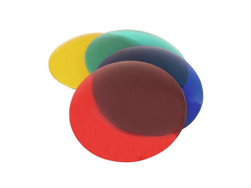 Set filtrů PAR 36, 4ks/balení