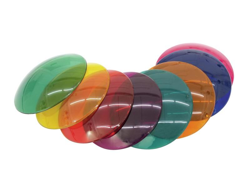 Set filtrů PAR 36, 8ks/balení