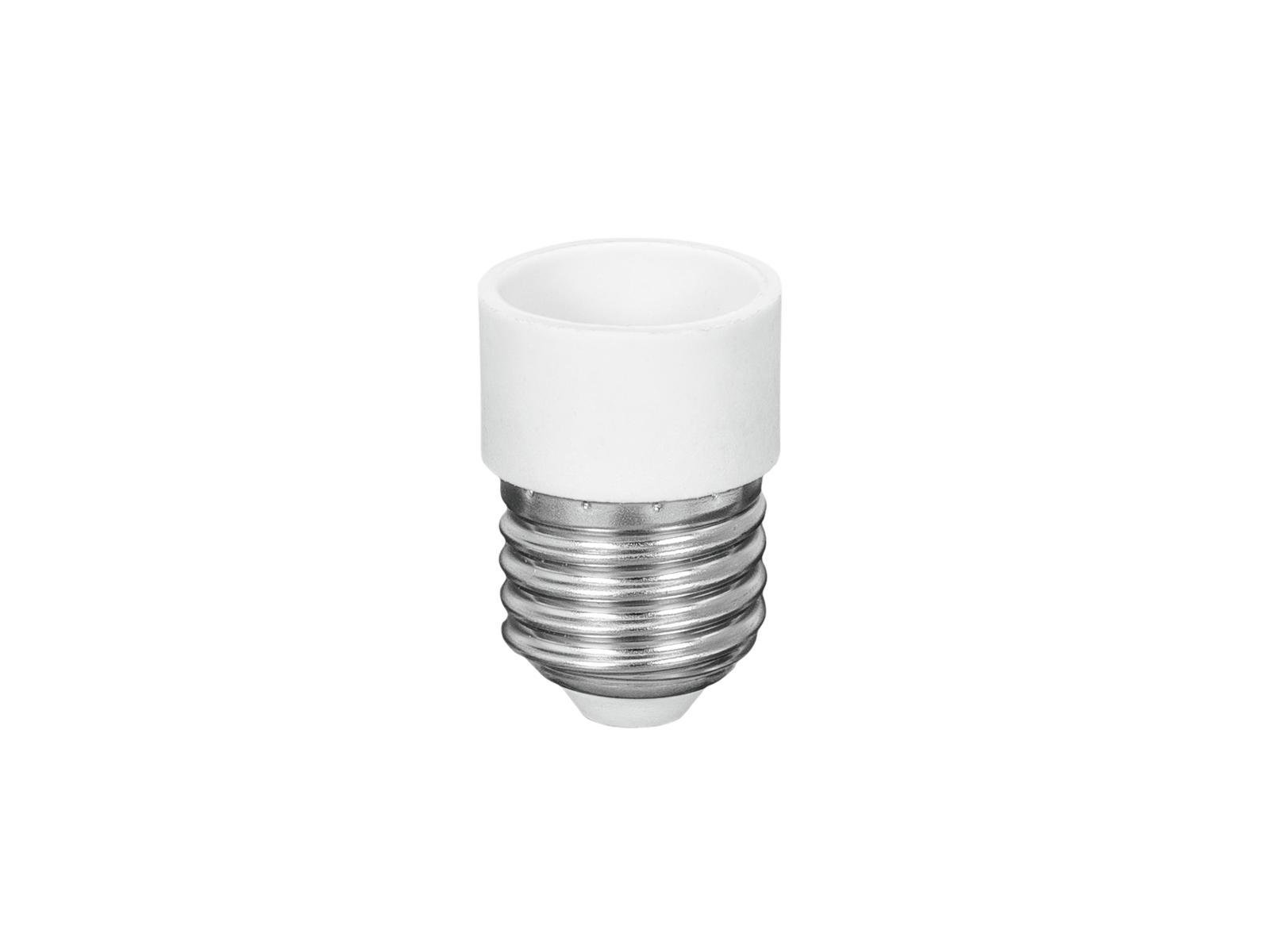 Eurolite adaptér patice E27/E14
