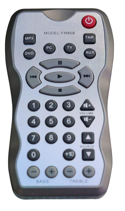FM808 dálkový ovladač pro BM813R a BM815R