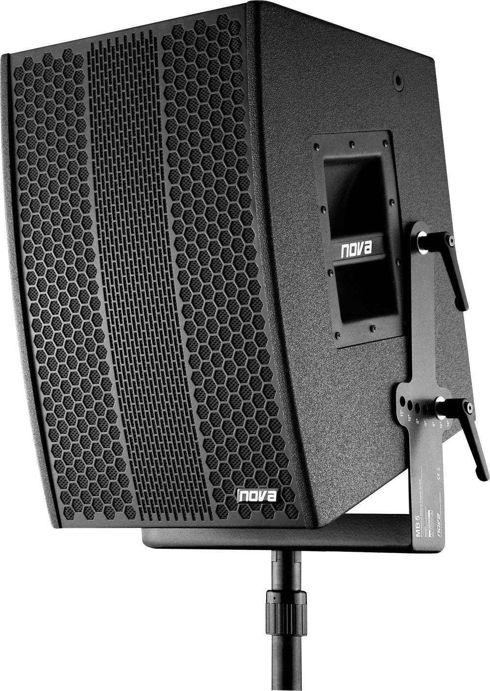 nova M5, 2-pásmový Line Array reprobox, 800W