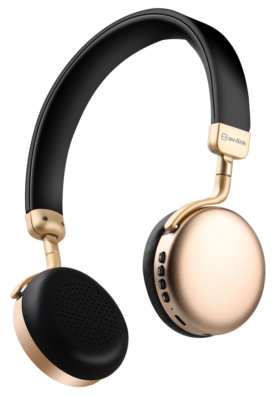 AV:link NEO Gold, Bluetooth stereo sluchátka