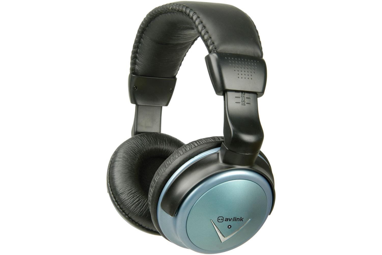 AV:link Hi-Fi sluchátka s regulací hlasitosti