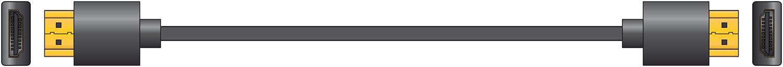 AV:link kabel HDMI Thinwire high speed 4K Ethernet, 1.5m