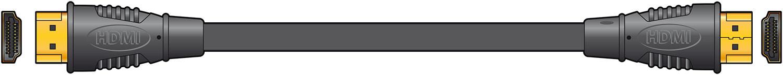 AV:link kabel HDMI HQ high speed 4K Ethernet, pozlacené konektory, 15m