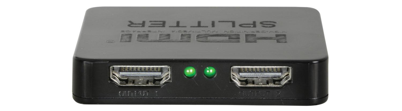 AV:link HDP12M, 2-kanálový mini rozbočovač HDMI signálu