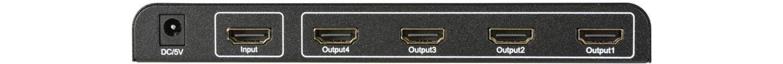 AV:link HDS14, 4-kanálový rozbočovač 4K HDMI signálu