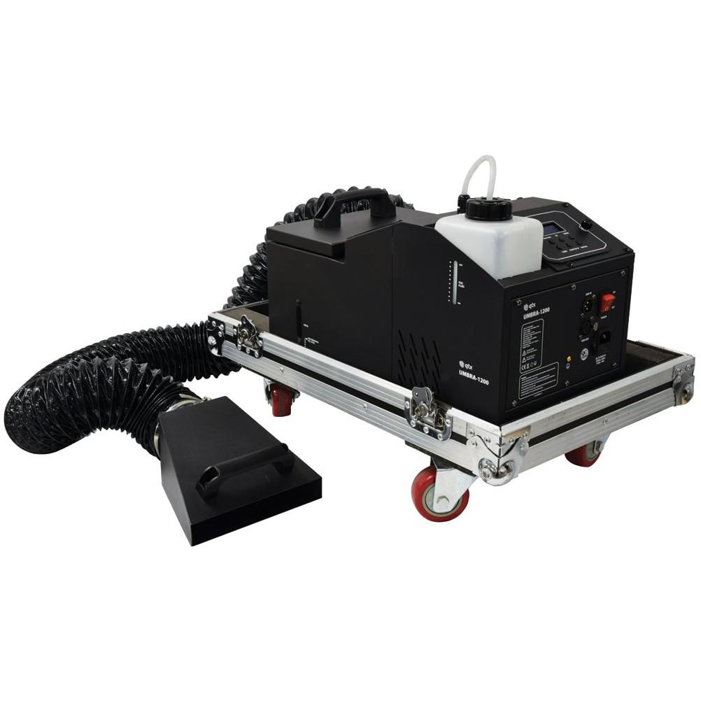 QTX UMBRA-1200 Low Mist Generator, výrobník mlhy, 1200W