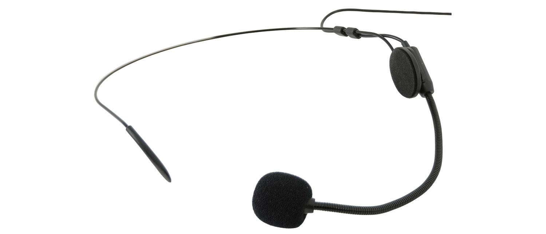 Chord LAN-35, náhlavní mikrofon pro bezdrátové systémy