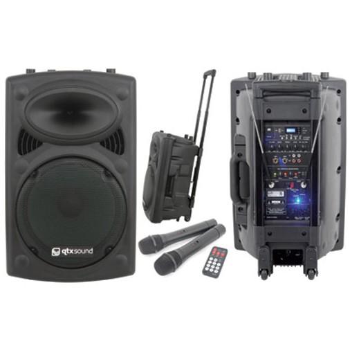 QTX QR-15, mobilní 15