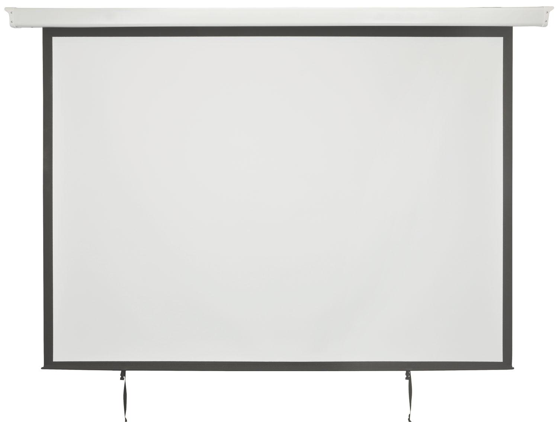 AV:link EPS86-4:3 elektrické projekční plátno 86