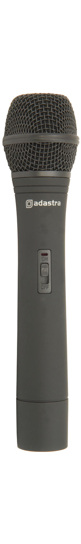 Adastra náhradní mikrofon pro QTX QR, 175.0MHz