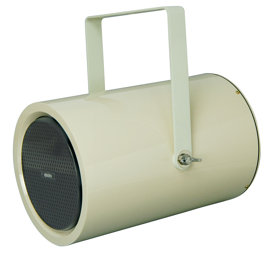 Adastra Outdoor sound projector, 100V line/8 ohms - Cream