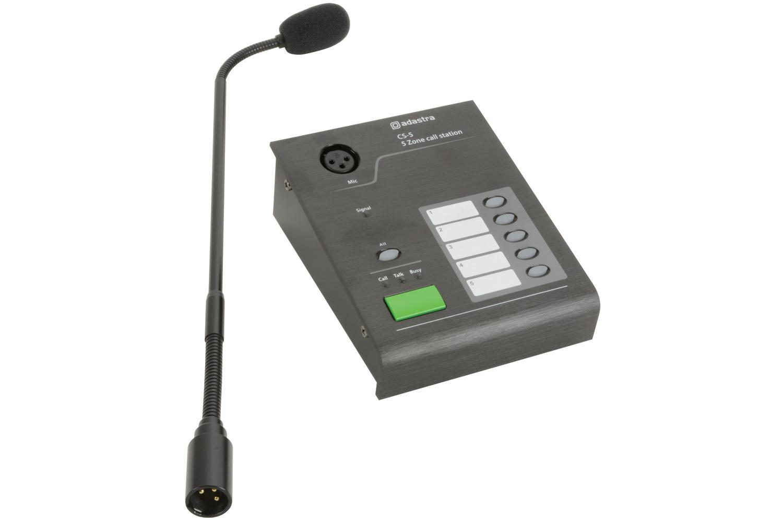 Adastra CS-5, konferenční mikrofon/stanice pro RZ45 Matrix