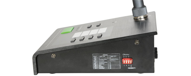 Adastra CS4, komunikační stanice pro mixážní zesilovač RM244V