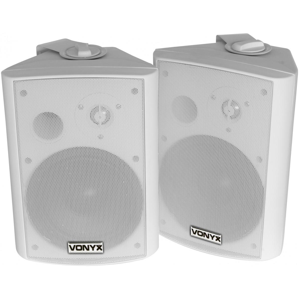 Vonyx reproduktory 120W, 2 pásmové, 6.5