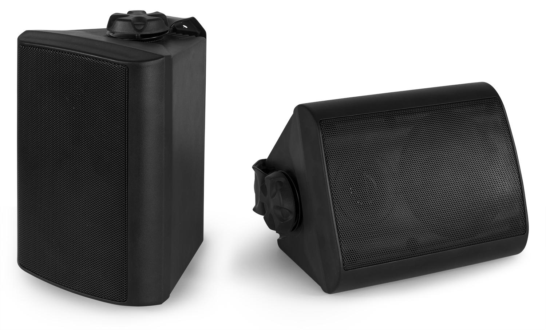 Power Dynamics BGO40 reproduktorová sada In/Outdoor 4 100W černá