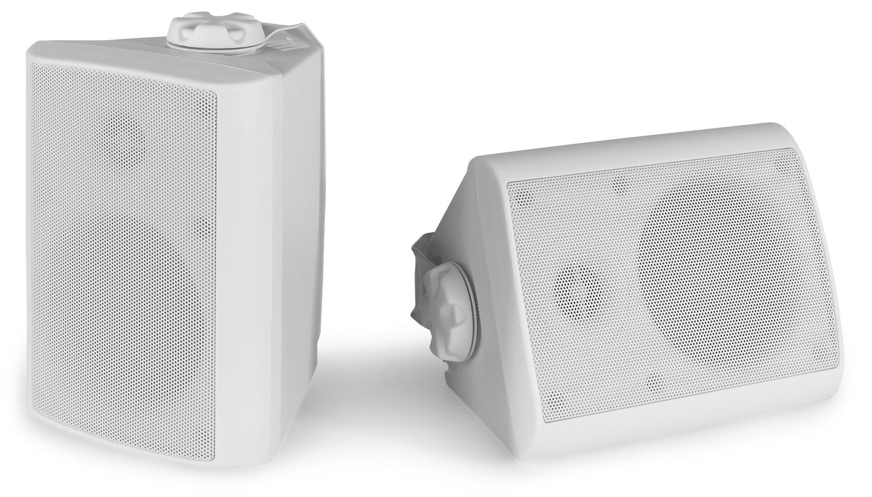 Power Dynamics BGO40 reproduktorová sada In/Outdoor 4 100W bílá