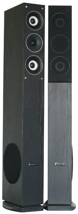 """Fenton Hi-Fi Tower 52B SET, 6.5"""" repro sloupové, černé"""