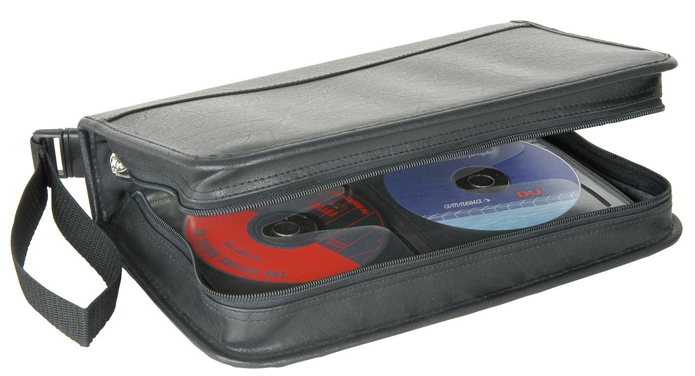 CD brašna 96ks, se sponou na pořadače
