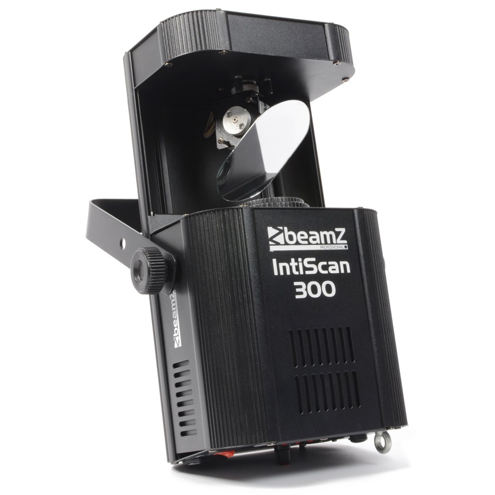 BeamZ LED Scan, 1x30W RGB DMX, světelný efekt