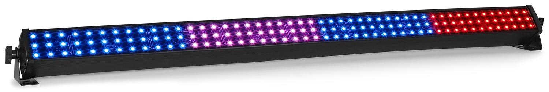 BeamZ LCB144 LED Bar světelná lišta, 144x RGB SMD, DMX