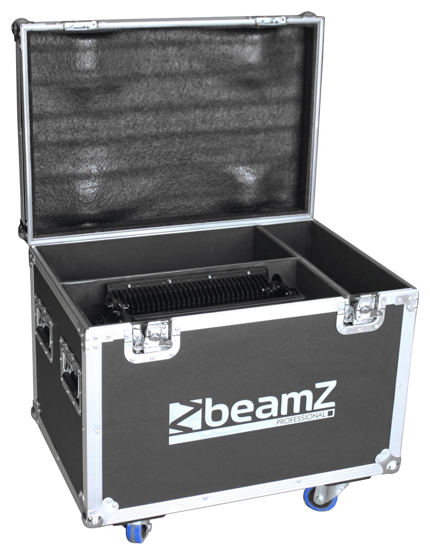 BeamZ Professional Flightcase FL7 pro 2ks Star-Color 720 Wash Ligh