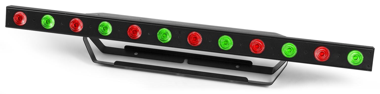 BeamZ Professional LCB145 LED Bar 12x 8W QCL RGBW Pixel Control