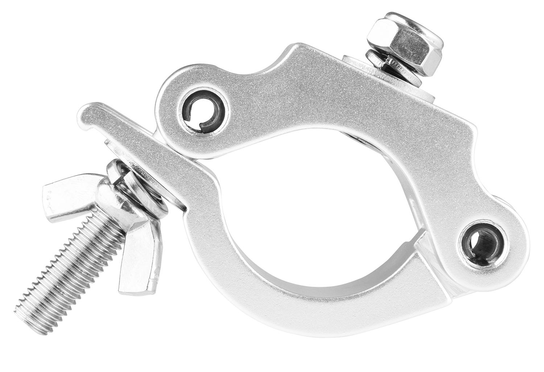 BeamZ BC50-200 svorka Slimline základní, 200kg, stříbrná