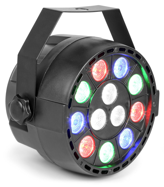 Max PartyPar 12x1W QCL LED, DMX