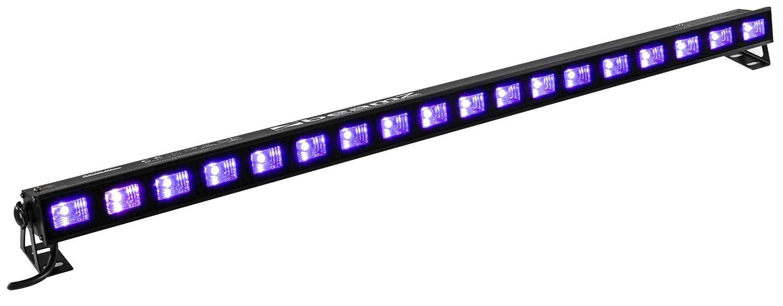 BeamZ LED UV BAR 18x 3W UV LED