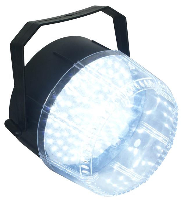 BeamZ Bílé LED Strobo, velké